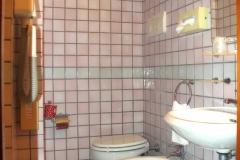 Camere standard Hotel Aspromonte 3 stelle Bagno